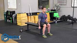 Seated DB Cleans