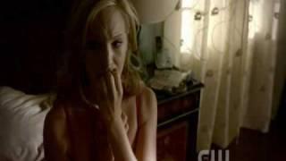 Funny scene Damon and Caroline (PL)
