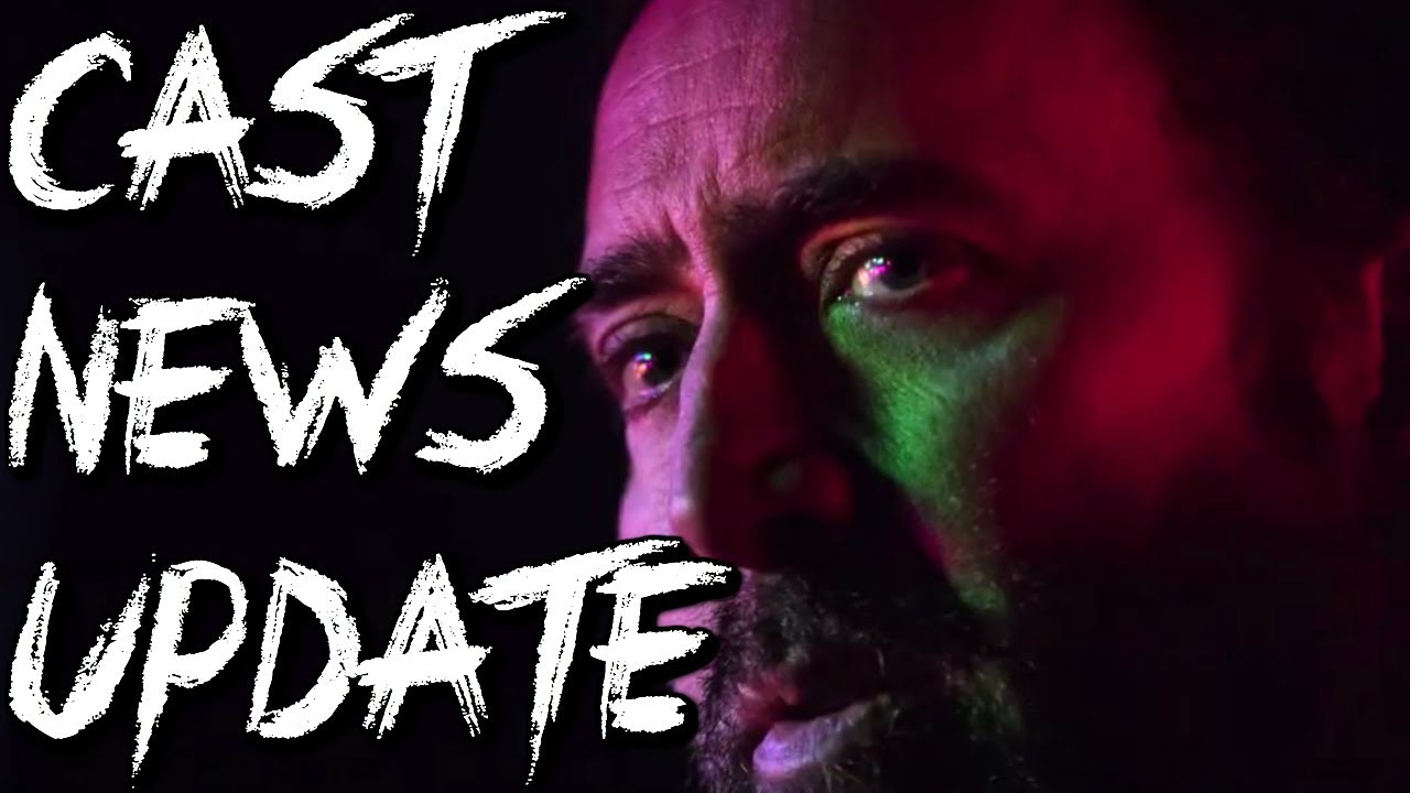 Prisoners of the Ghostland Sounds Crazy & Casting News - YouTube