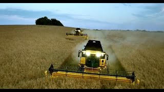 New Holland CX7 & CX8 – Targets Achieved