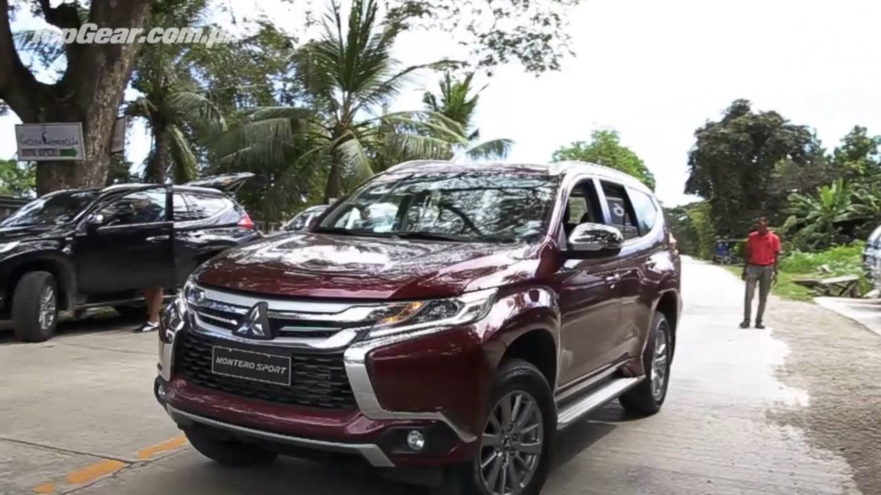 We drive the all-new Mitsubishi Montero Sport in Cebu ...