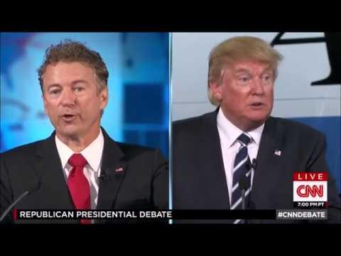 Republican Primary Debate 2015 09 16 Eleven Candidates California