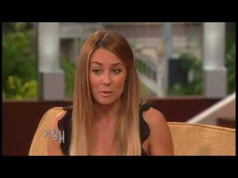 On The Bonnie Hunt Show, Part 1 [LaurenConrad.com]