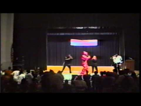The O 1998 Rocks Santa Rita High School