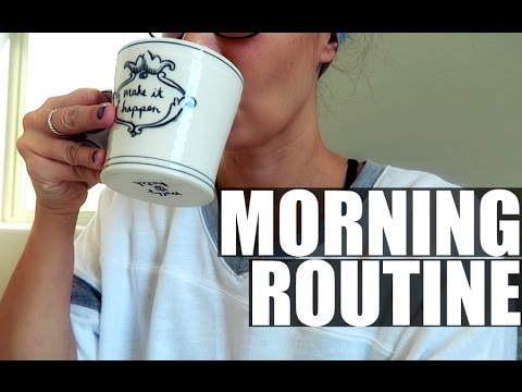 Morning Routine | My Day Off