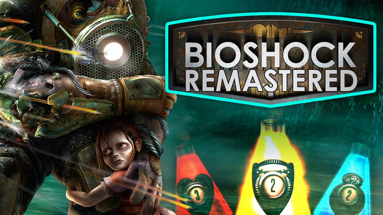 BioShock: Rolling Hills Ep.9 | The Collection Remastered (PS4/Xbox1/PC)