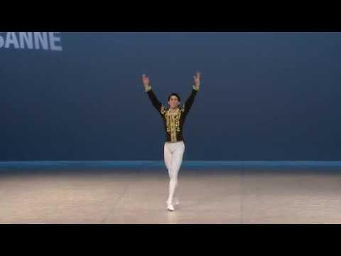 Nakao Taisuke, 415 - Prize Winner - Prix de Lausanne 2017, classical