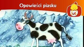 Opowieści piasku - Zwierzęta gospodarskie, dla dzieci Luli TV - Videos for babies