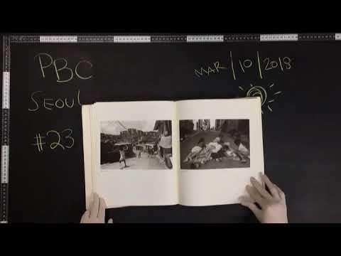 PHOTOBOOK_2018 #23 김기찬의 골목안 풍경 30년 | Ki-Chan KIM's Thirty Years of Back Alley View