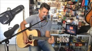 Loja Ney Som - Violão Tagima California - Danillo Costa - Até Você Voltar