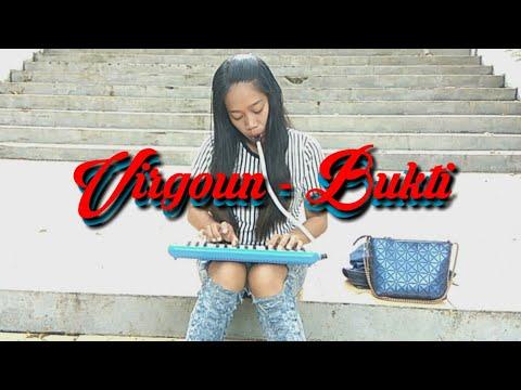 PIANIKA Virgoun - Bukti (Official Lyric Melodica)
