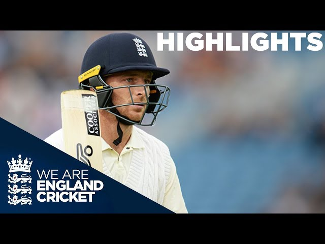 England Continue to Build Lead Over Pakistan on Day 2 England v Pakistan 2nd Test 2018 