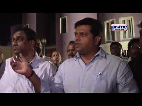 Jayesh Salgaonkar inaugurates installation of water pipeline at Sangolda