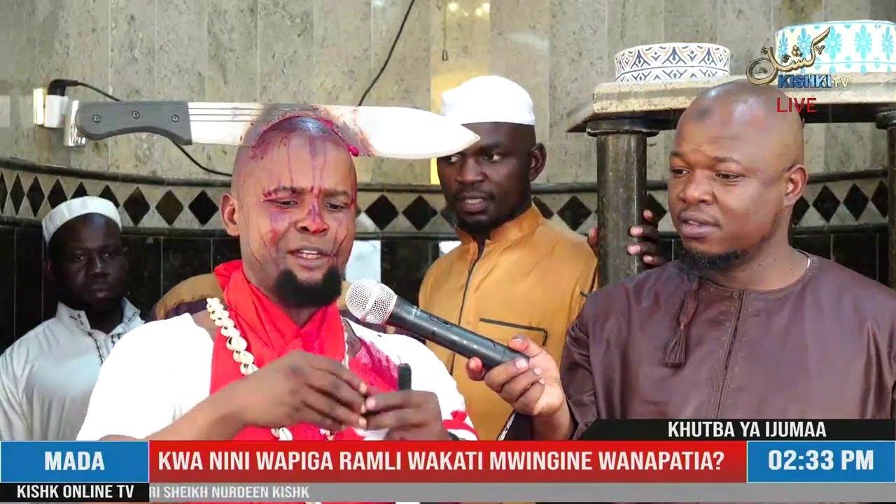 Download SHEIKH KISHKI NA SHEIKH JAFARI MAARUFU SHEIKH MCHAWI.  WAWAUMBUA WASHIRIKINA