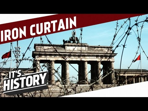 The Iron Curtain has Descended And Germany Gets Divided I THE COLD WAR