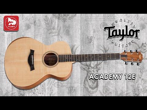 Гитара электроакустическая TAYLOR Academy 12e
