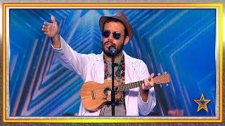 ESTUDIA los ELEMENTOS de la TABLA PERIÓDICA con esta CANCIÓN | Audiciones 9 | Got Talent España 2019