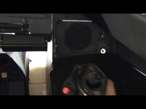 Airbus A320 sidestick