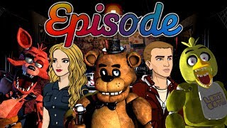 WORST Five Nights at Freddy's Fanfiction Story EVER!! (Episode App Game)