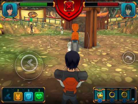 Slugterra: Dark Waters. Third-person Multiplayer Work In Progress