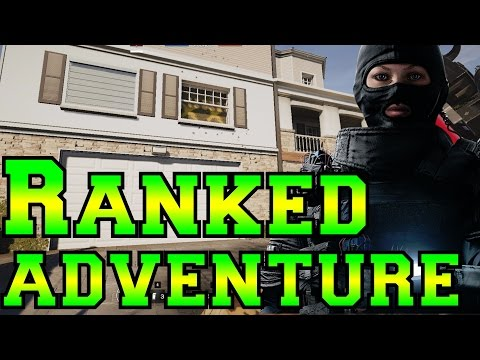 Serenitys Ranked Adventure  Rainbow Six Siege