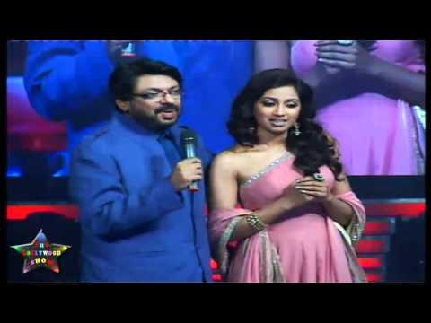X Factor India Sanjay Leela Bhansali & Shreya Ghosal - 06