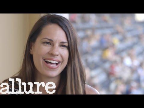 Beauty Of…The Women of ESPN: Jessica Mendoza | Allure
