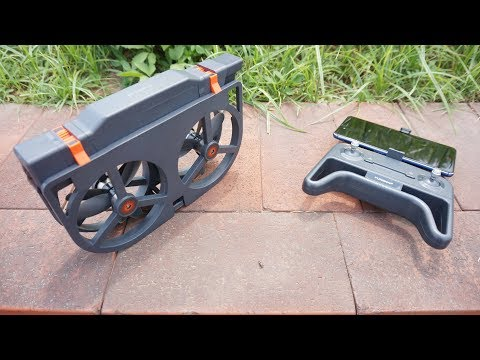 FUNSNAP IDol 1080P HD Camera Folding Selfie Drone