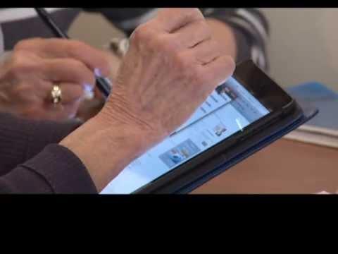 Ipad For Seniors Youtube