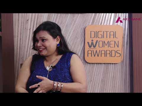 Shabnam Praveen | Digital Women's Award 2018 Winner | Women Entrepreneur