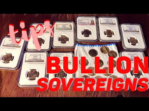 What Makes A Bullion Sovereign? | Are some more equal than others?