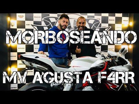 MORBOSEANDO MV AGUSTA F4-RR #FULLGASS