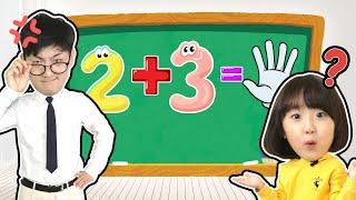 수업시간 착한어린이VS나쁜어린이 대결!! Good VS Bad Student Learning at School Video for Kids-마슈토이 Mashu ToysReview