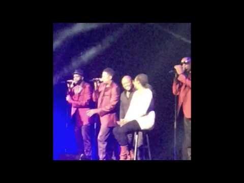 R&B GROUP SILK @ BARCLAYS LADIES NIGHT