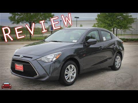 2019 Toyota Yaris Review