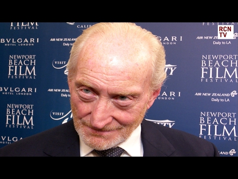 Charles Dance Interview  -That Good Night, Euphoria & Game Of Thrones