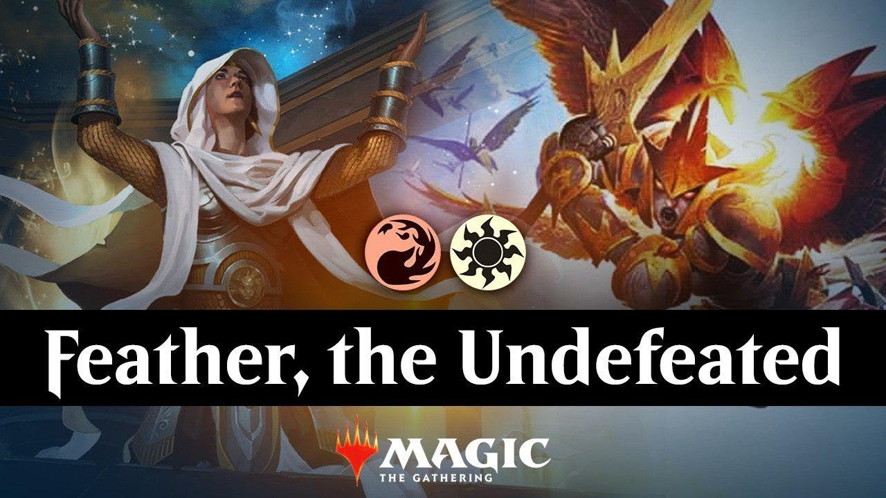 Boros Feather Undefeated in Diamond 1 | MTG Arena Gameplay