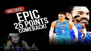 The REAL Reason For The OKC Thunder EPIC Comeback Vs Utah Jazz In Game 5