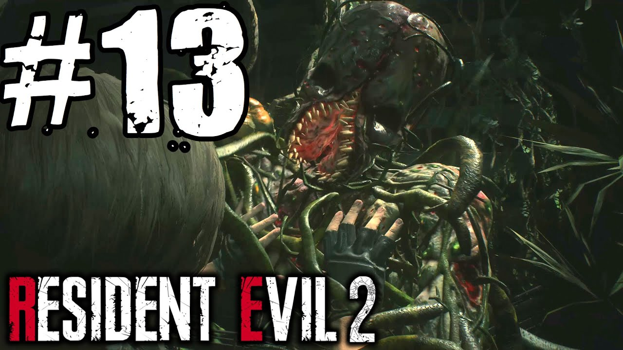 resident evil 2 remake plant zombies
