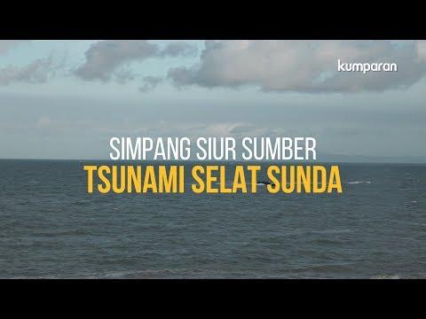 Simpang Siur Sumber Tsunami Selat Sunda | LIPSUS