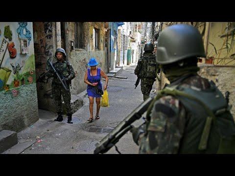 البرازيل: إنشاء وزارة جديدة للأمن العام وتكليف الجيش بقيادة قوات الشرطة  - نشر قبل 1 ساعة