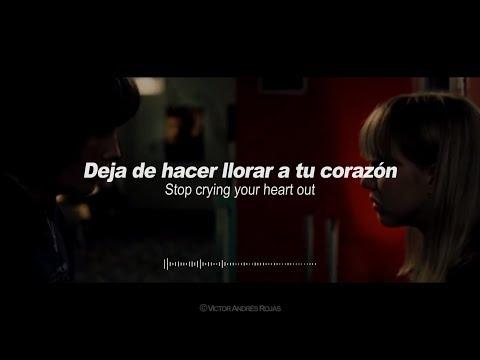 Oasis - Stop Crying Your Heart Out [Subtítulos en Español e Ingles]