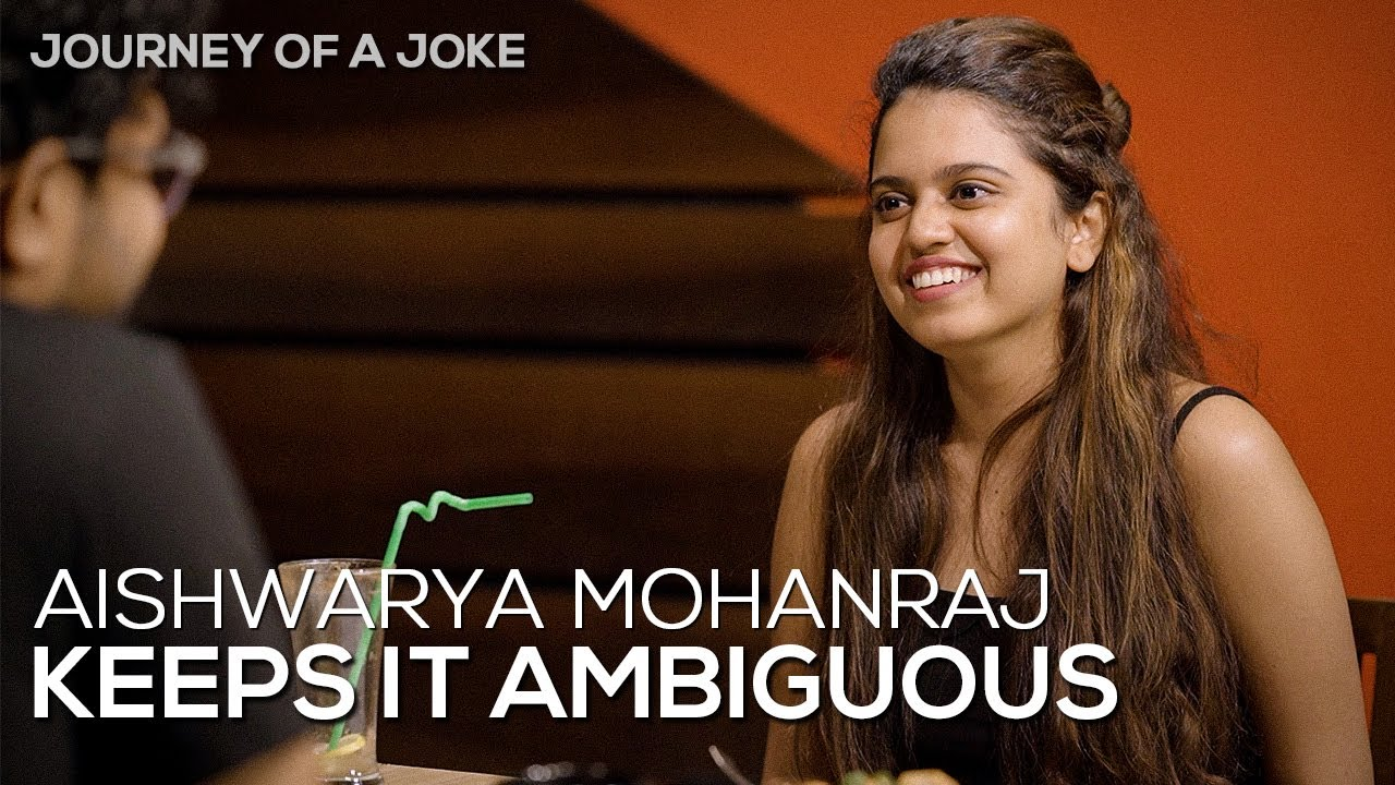 Aishwarya Mohanraj Keeps It Ambiguous