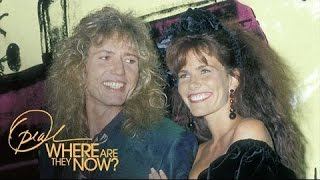 Can '80s Video Vixen Tawny Kitaen Still Do the Splits? | Where Are They Now | Oprah Winfrey Network