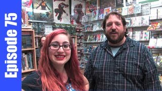 UNBOXING WEDNESDAYS - Episode 075 - AvX #1 Launch Party, Guest Co-Host Alice Quinn!