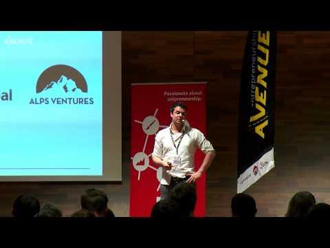 Keynote #2: Markus Pichler (Alps Ventures) - Entrepreneurship Avenue 2015 Conference
