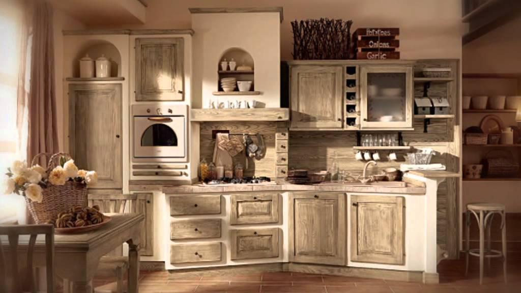 Arredare Cucina Bianca E Grigia