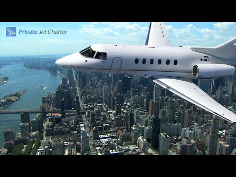 Private Jet Charter - (Private Jet Rental & Air Charter Services)