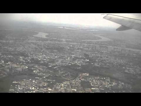 Hạ cánh sân bay Tân Sơn Nhất (Tan Son Nhat Airport Landing)