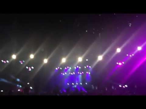 Sun City Music Festival 2014 - Closing David Guetta @ElPaso, TX